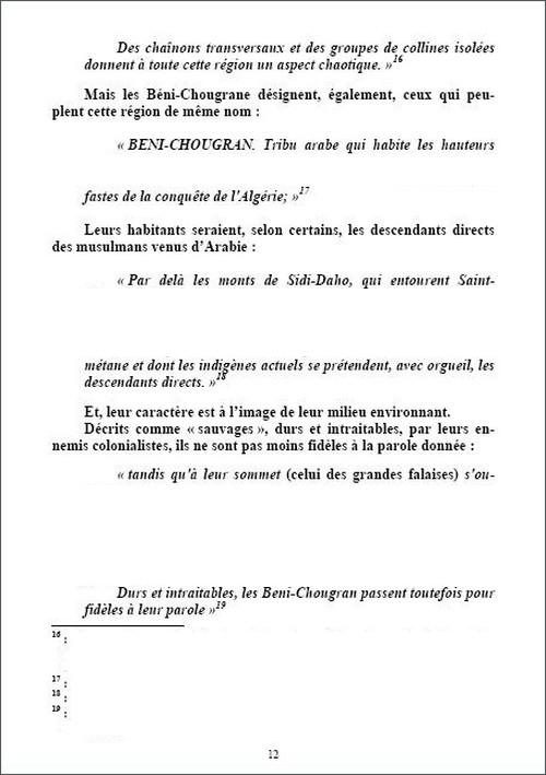 Les Béni-Chougrane et le banditisme français Mas-111-337731f
