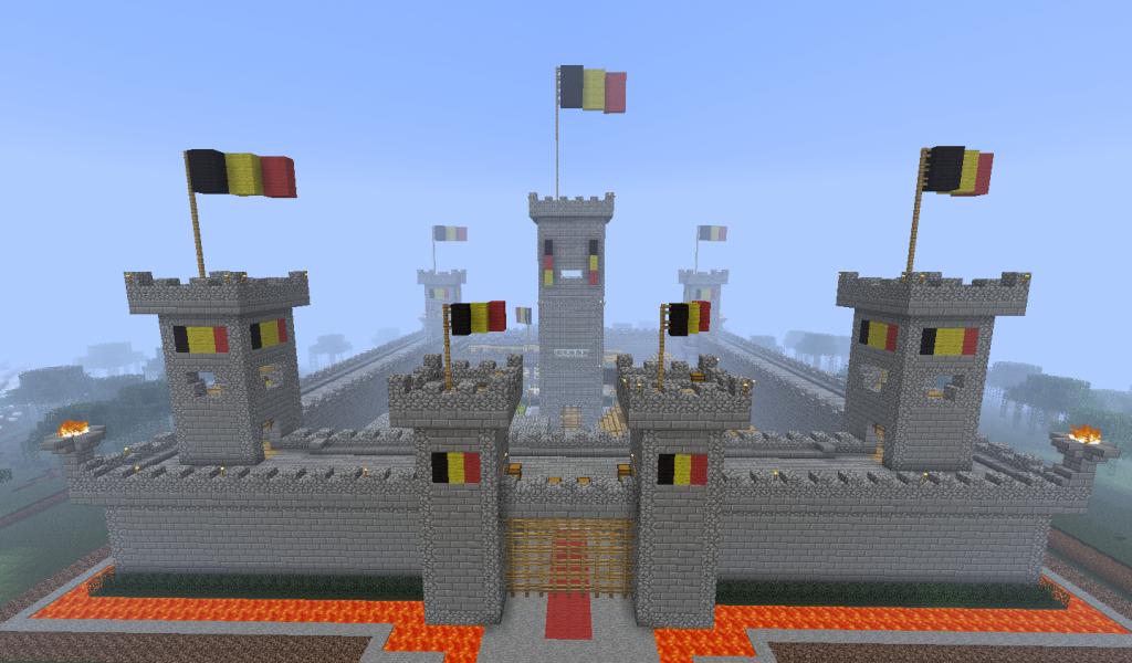 Semi rp offline castlecraft inedit page 2 forum - Comment creer un chateau dans minecraft ...